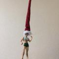 聖誕節到了,不少角色也開始穿起聖誕裝,不過這…