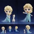 【女王看我看我我在這裡!女王我喜歡你啊!】冰雪奇緣ELSA二頭身公仔