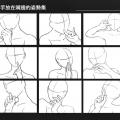 【分享】手放在嘴邊的姿勢集