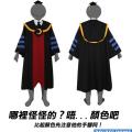 【暗殺教室】官方推出了殺老師的帽子和服裝周邊