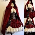 【好想穿穿看】超級可愛又精緻的歐風cosplay服裝!
